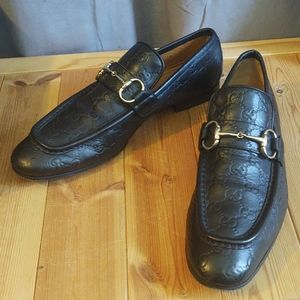 Gucci Horsebit loafers,interlocking-GG Tom Ford
